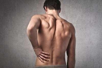 EMS Training bei Rückenschmerzen